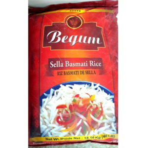 Begam rice