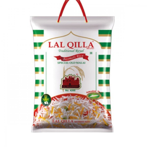 Lal quila rice