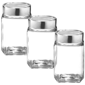 Treo Cube Storage Glass Jar
