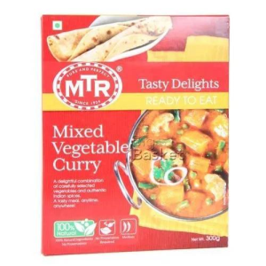 MTR Ready To Eat - Mixed Vegetable Curry