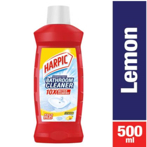 Harpic Disinfectant Bathroom Cleaner Lemon