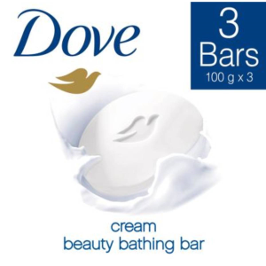 Dove Cream Beauty Bathing Soap