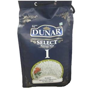 Dunar rice