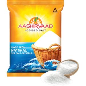Aashirvad salt